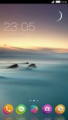 Sea CLauncher LG Optimus G Pro Theme