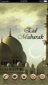 Happy Eid CLauncher Android Mobile Phone Theme