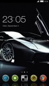 Black Car CLauncher Android Mobile Phone Theme