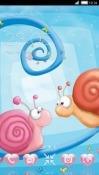 Snails CLauncher Android Mobile Phone Theme