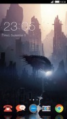 Alien Invasion CLauncher Android Mobile Phone Theme