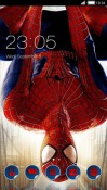 Spiderman CLauncher Android Mobile Phone Theme