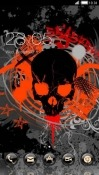 Skull CLauncher Android Mobile Phone Theme