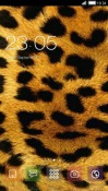 Leopard Skin CLauncher Android Mobile Phone Theme