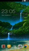 Waterfall CLauncher Android Mobile Phone Theme