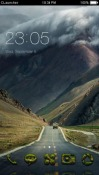 Highway CLauncher Android Mobile Phone Theme
