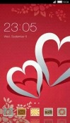 Hearts CLauncher Android Mobile Phone Theme