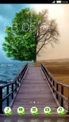 Seasons CLauncher Asus Zenfone 4 Selfie Pro ZD552KL Theme