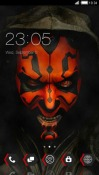 Dark Side CLauncher Android Mobile Phone Theme