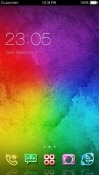 True Colors  CLauncher Android Mobile Phone Theme