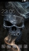 Dark Skull CLauncher Android Mobile Phone Theme