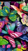 Butterflies CLauncher Android Mobile Phone Theme