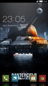 Tank CLauncher Android Mobile Phone Theme