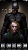 Batman & Joker CLauncher Android Mobile Phone Theme