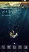 Drown CLauncher Android Mobile Phone Theme