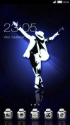 MJ CLauncher Android Mobile Phone Theme