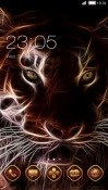Lion CLauncher Android Mobile Phone Theme
