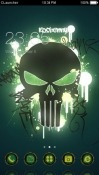 Punisher CLauncher Android Mobile Phone Theme