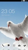 Dove CLauncher Android Mobile Phone Theme