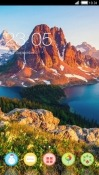 Mountains CLauncher Android Mobile Phone Theme