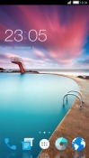 Pool CLauncher Android Mobile Phone Theme