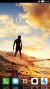 Surfer CLauncher Android Mobile Phone Theme