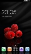 Raspberry CLauncher Android Mobile Phone Theme
