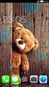 Teddy Bear CLauncher Android Mobile Phone Theme