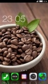 Coffee Beans CLauncher Android Mobile Phone Theme