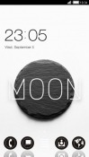 Moon Stone CLauncher Android Mobile Phone Theme