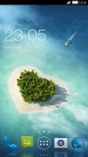 Island CLauncher Android Mobile Phone Theme