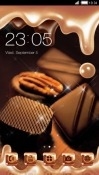 Chocolate CLauncher Android Mobile Phone Theme