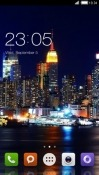 City Lights CLauncher Android Mobile Phone Theme