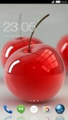 Cherry CLauncher Android Mobile Phone Theme