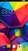 Colorful Umbrella CLauncher Android Mobile Phone Theme