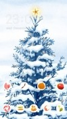 Snow Tree CLauncher Xiaomi Mi 7 Theme