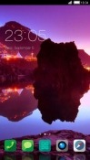 Scenery CLauncher Samsung Galaxy J7 Max Theme
