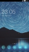 Night Hill CLauncher Android Mobile Phone Theme