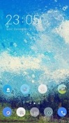 Fog CLauncher Android Mobile Phone Theme
