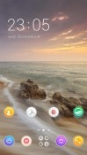 Sea CLauncher Oppo F3 Plus Theme