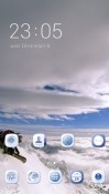 Sky CLauncher Panasonic Eluga Ray Max Theme
