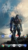 Transformers CLauncher Android Mobile Phone Theme