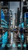 City CLauncher Android Mobile Phone Theme