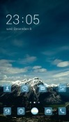 Mountain CLauncher Samsung Galaxy J7 Max Theme