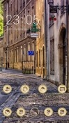 City Street CLauncher Android Mobile Phone Theme