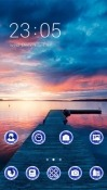 Bridge CLauncher Samsung Galaxy J7 Duo Theme