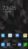 Dark CLauncher Android Mobile Phone Theme