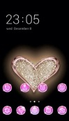 Love Heart CLauncher verykool s5205 Orion Pro Theme