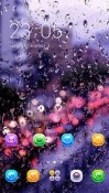 Raindrops CLauncher Android Mobile Phone Theme
