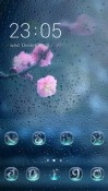 Raindrops CLauncher Vivo Y81 Theme